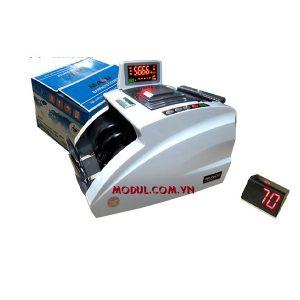 máy đếm tiền masu 666 modul.com.vn