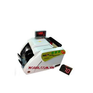 máy đếm tiền masu 888 modul.com.vn