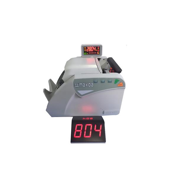 máy đếm tiền maxda 2804 modul.com.vn