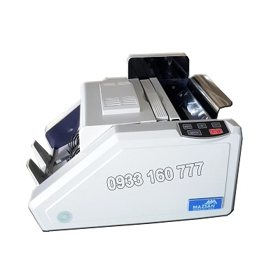 máy đếm tiền mazsan ms 5600c modul.com.vn
